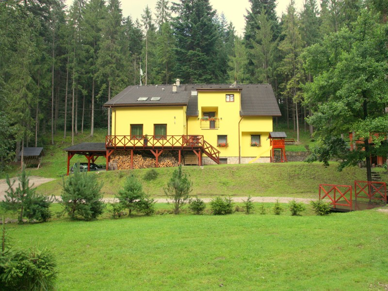 Chata Franmark, Košiarny briežok