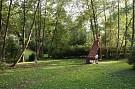 Chata Franmark - záhrada